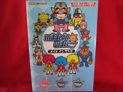 wario-ware-made-in-wario-official-guide-book-game-boy-advance-gba