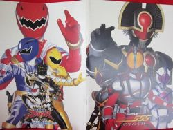 abaranger-kamen-rider-555-the-movie-memorial-guide-art-book-2003
