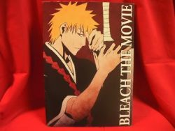 BLEACH #2 movie 'Diamond Dust Rebellion' memorial guide art