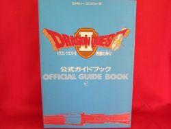 dragon-warriorquest-ii-2-official-guide-art-book-nes
