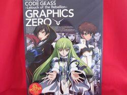 code-geass-graphics-zero-illustration-art-book-w-poster