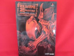 wild-arms-2nd-ignition-complete-strategy-guide-book