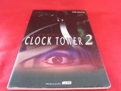clock-tower-2-ii-official-guide-book-playstation-ps1