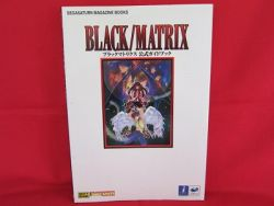 black-matrix-official-strategy-guide-book-sega-ss