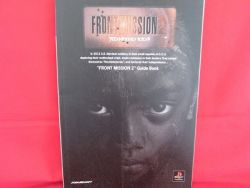 front-mission-2-official-strategy-guide-book-ps